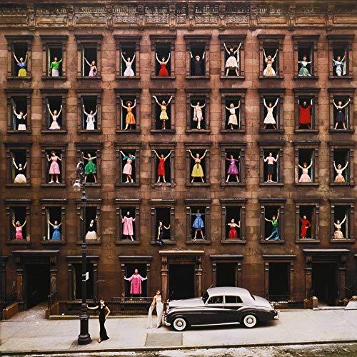 Fotodruck Girls in The Window, New York City, 1960, 30,5 x 30,5 cm
