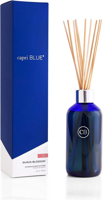 Capri Blue Reed Diffuser - Fl Low price Blossom excellence Guava Oz 8