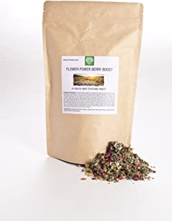 Small Pet Select - Flower Power Berry Boost Herbal Blend