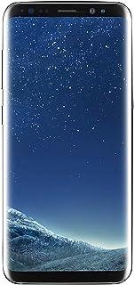"Samsung Galaxy S8+ 64GB Phone- 6.2"" Display - AT&T Unlocked (Midnight Black)"