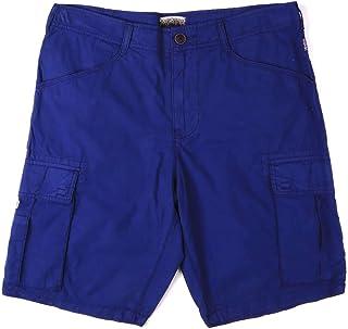 N0YHF6 Bermuda Hombre Azul 35