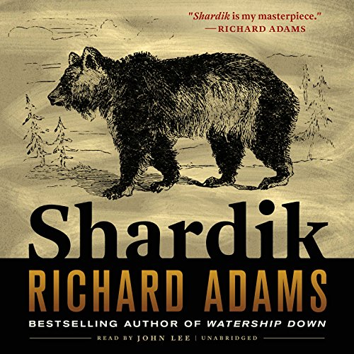 Shardik audiobook cover art