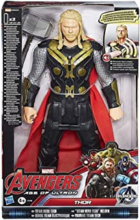 Marvel Thor Titan Series Action Figure 12 inch
