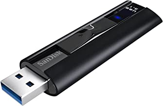 SanDisk 256GB Extreme PRO USB 3.1 Solid State Flash Drive - SDCZ880-256G-G46, Black