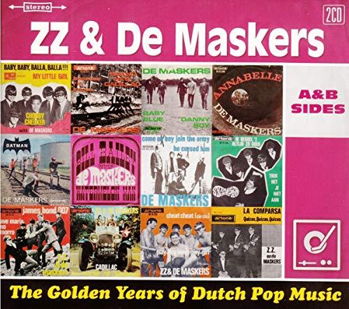 Zz En De Maskers - Golden Years Of Dutch Pop Music