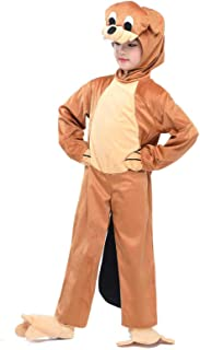 Animals Costumes Kids Beaver Otters Zebra Deer Cosplay Baby Fancy Dress Jumpsuit Outfit
