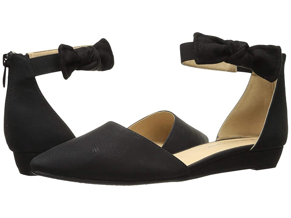 CL By Laundry Sonje (Black Smooth Nubuck) Women
