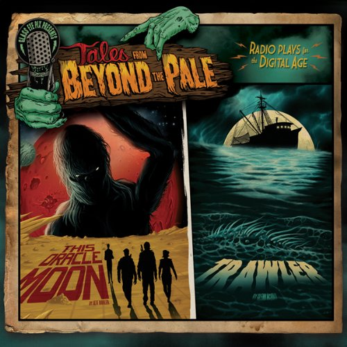 Page de couverture de Tales from Beyond the Pale, Season One, Volume 4