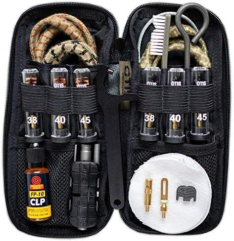Otis Technology Professional Pistol Cleaning Kit for Glocks with Bonus Slide Back Plate for product image