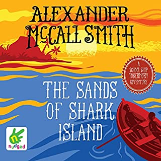 The Sands of Shark Island                   By:                                                                                                                                 Alexander McCall Smith,                                                                                        Iain McIntosh                               Narrated by:                                                                                                                                 Crawford Logan                      Length: 5 hrs and 23 mins     4 ratings     Overall 4.5