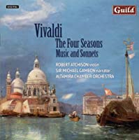 Four Seasons-Music & Sonnets