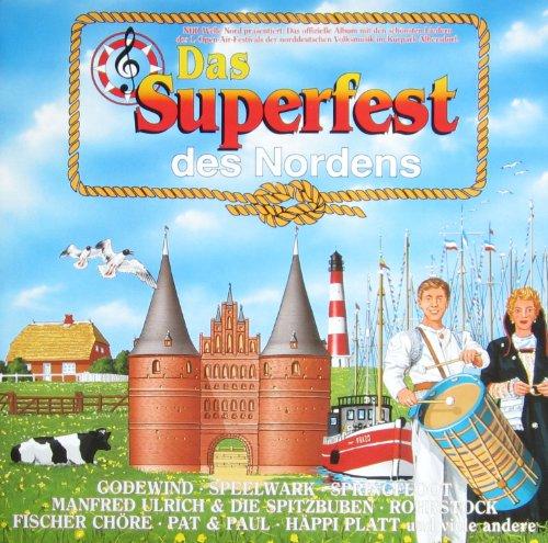 Das Superfest des Nordens [Vinyl LP] [Schallplatte]