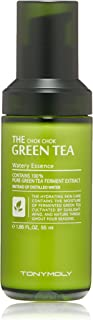 TONYMOLY The Chok Chok Green Tea Watery Essence,1.86 Fl Oz