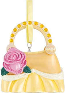 Disney Parks Belle from Beauty and the Beast Handbag Purse Christmas Holiday Ornament