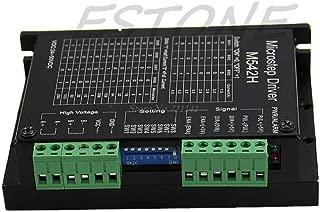 CNC Micro-Stepping Stepper Motor Driver M542 DM542 Bi-Polar 2Phase 45A Switch