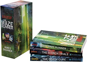 The Maze Runner Trilogy: The Death Cure / the Scorch Trials / the Maze Runner