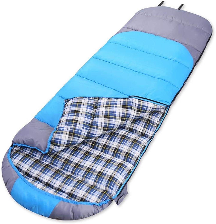 Miao Outdoor Erwachsene Dick Camping Baumwolle Baumwolle Baumwolle Schlafsäcke B0749NCK9Z  Sonderangebot 306a2a