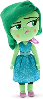 Authentic Disney Store Inside Out Disgust Plush Doll: 11