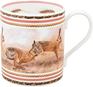 Hudson and Middleton Robert Fuller Hare Jubilee Mug, Melamine, Multicoloured, 13.5x13x11 cm