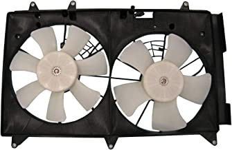 TYC 622510 Replacement Cooling Fan Assembly for Mazda CX-7