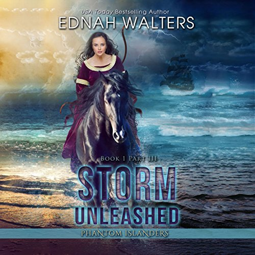 Storm Unleashed audiobook cover art
