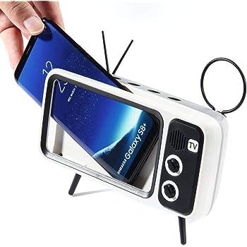 Fengxian Estilo Retro TV Amplificador de Pantalla para Teléfono 3D ...