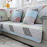 B/H <span class='highlight'>Sofa</span> Protector Couch Slipcover,Soft and comfortable home <span class='highlight'>sofa</span> cushion,<span class='highlight'>sofa</span> cover that is not easy to fade-S4_110×180cm,Reversible Couch Cover for Dogs