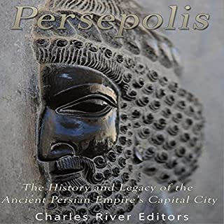 Persepolis audiobook cover art