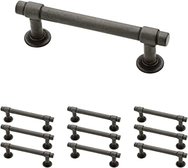 Franklin Brass Soft Iron Straight Bar Pull, Cabinet Handles and Drawer Pulls for Kitchen Cabinets and Dresser Drawers, 3 Inch