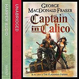 Captain in Calico cover art