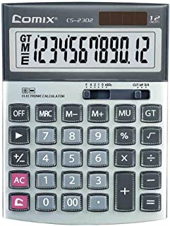 16-Bit Large Screen Calculator Financial Accounting Clear Inventory Office Home Stationery