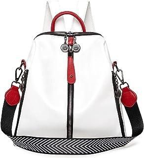 Fashion Backpack for Women Small Backpack Purse Girls Bookbag Ladies Vegan Leather Mini Travel Satchel Bags