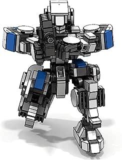 LetMay Original Series,E.T Mech Building Blocks MOC 380 Parts Compatible with Lego Set