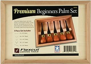 Flexcut 5 Piece Premium Beginners Palm Set (FRP310)