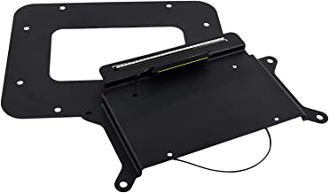 Kentrol Backside License Plate Mount with LED's 80703