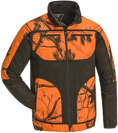 Pinewood Wildmark Membran Fleece Jacke Wildlederbraun Angel Jagd Bekleidung 5066