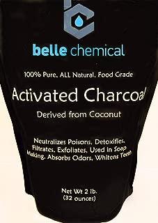 coconut carbon powder