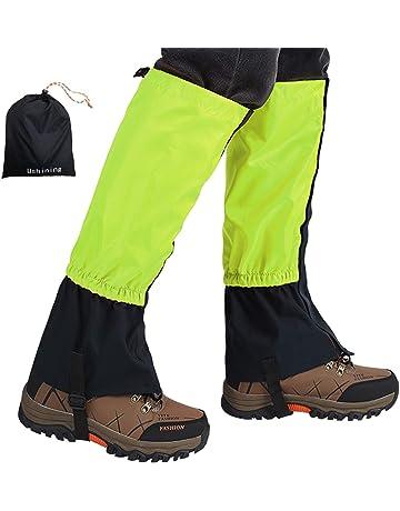 292c32fbd5449e Ushining 登山スパッツ 登山ゲイター ロングスパッツ 防水 泥除け 雨よけ 雪対策 トレッキング アウトドア 男女兼用
