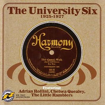 The University Six: 1925-1927