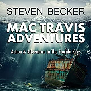 Mac Travis Adventures Box Set, Books 1-4 cover art