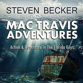 Mac Travis Adventures Box Set, Books 1-4 audiobook cover art