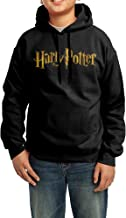 Daboru HarryPotter Logo Boys And Girls Hooded Sweatshirt