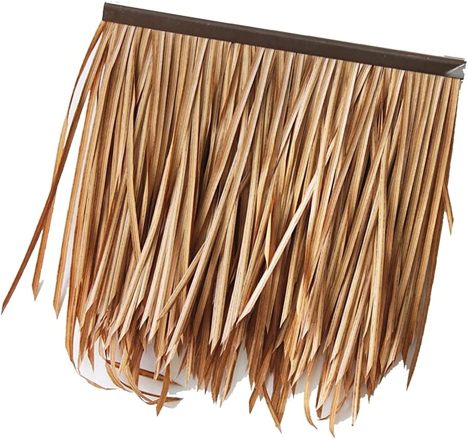 Thatch Simulation Tile Plastic Gazebo Roo Super sale period limited Straw 2021 spring and summer new Thatched