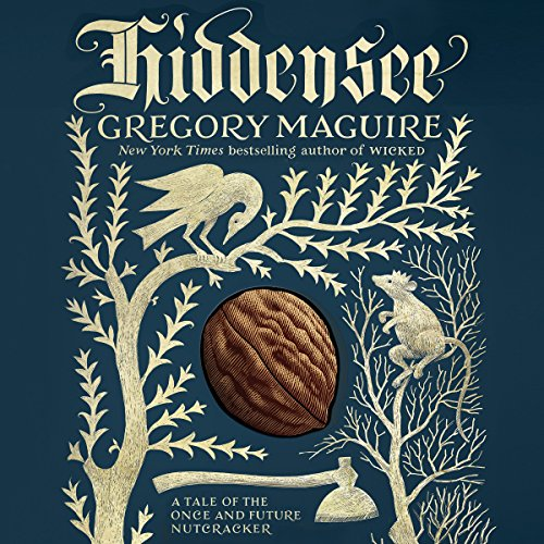 Hiddensee audiobook cover art