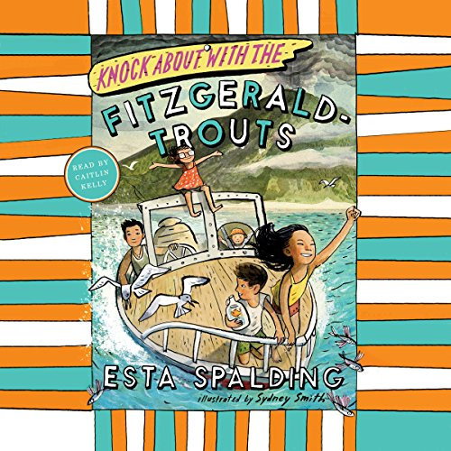 Knock About with the Fitzgerald-Trouts audiobook cover art