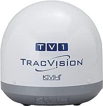 KVH Industries 01-0366-07 TracVision TV1 Satellite TV System