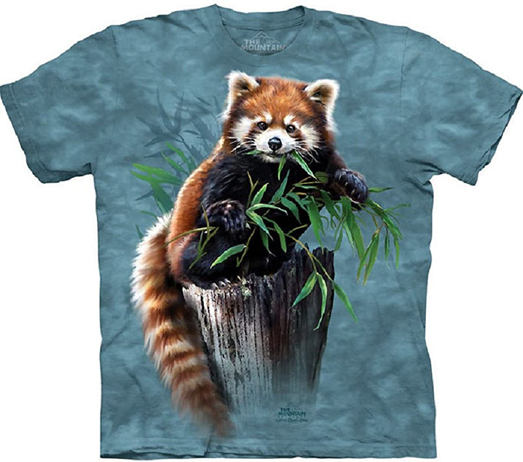 The Mountain Bamboo RED Panda Child T-Shirt