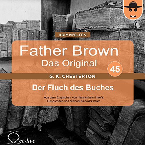 Der Fluch des Buches (Father Brown - Das Original 45) Titelbild