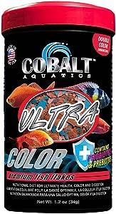 Cobalt Aquatics Ultra Color Flakes, 1.2 oz