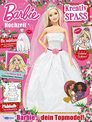 Barbie KreativSPASS Magazin Nr.03/2016 - Hochzeit